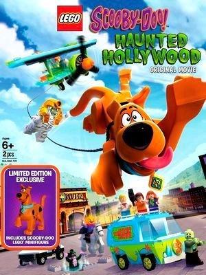 Lego Scooby Doo: Hollywood Encantado