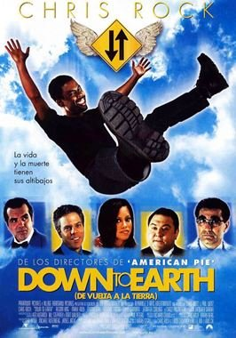 Down to Earth (De vuelta a la Tierra)