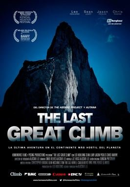 The Last Great Climb