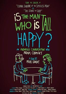 Is The Man Who Is Tall Happy?: An Animated Conversation with Noam Chomsky