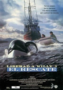 Liberad a Willy 3: El rescate