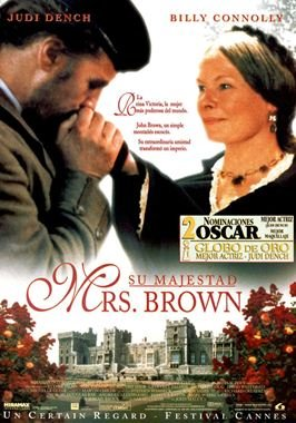 Su majestad Mrs. Brown
