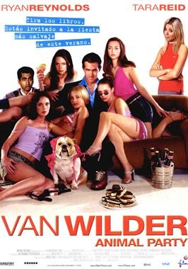 Van Wilder - Animal Party