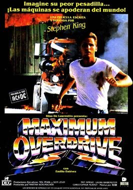 Maximum Overdrive (La rebelión de las máquinas)