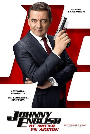 Johnny English: De nuevo en acción (Johnny English 3)